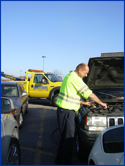 Michigan Roadside Assistance Ann Arbor Towing Heavy